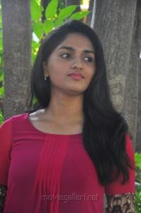 Actress Sunaina at Neerparavai Movie Press Meet Stills