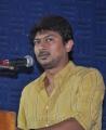 Udhayanidhi Stalin at Neerparavai Movie Press Meet Stills