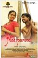 Vishnu, Sunaina in Neer Paravai Movie Release Posters