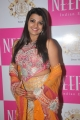Tashu Kaushik in Sleeveless Dress at Neeru's Elite 6th Anniversary Celebrations Stills