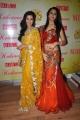 Annie, Sakshi Tyag at Neerus Elite Kohinoor Collection Launch Stills