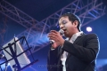Singer Karthik at Neethane En Ponvasantham Audio Release Stills