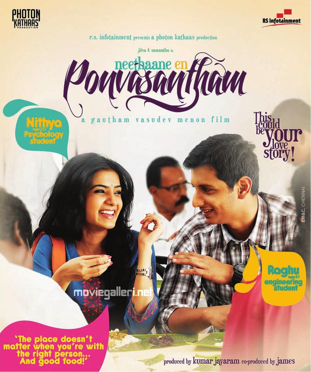 Neethane En Pon Vasantham Serial