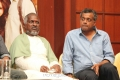 Ilayaraja, Gautham Menon at Neethane En Ponvasantham Press Meet Photos