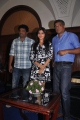 Elred Kumar, Samantha, Gautham Menon at Neethane En Ponvasantham Success Meet Stills