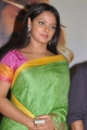 Actress Neetu Chandra Saree Pics at Aadhi Bhagavan Press Meet