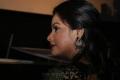 Tamil Actress Neetu Chandra in Green Saree Photos