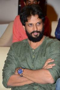 Actor Aadharsh @ Neevevaro Audio Launch Stills