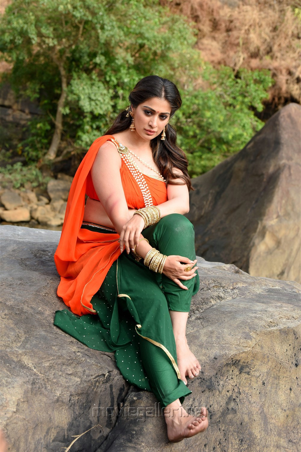 Actress Raai Laxmi in Neeya 2 Movie Photos