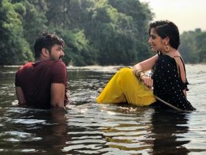 Jai, Lakshmi Rai in Neeya 2 Movie Stills