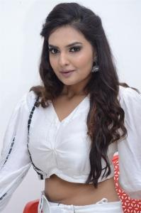 Actress Neha Deshpande Photos @ Peep Show Movie Poster Launch