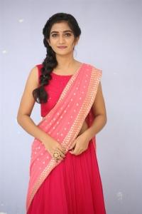 Batch Movie Actress Neha Pathan Saree Photos