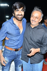 Ravi Teja, Gemini Kiran @ Nela Ticket Audio Launch Stills