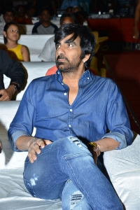 Actor Ravi Teja @ Nela Ticket Audio Launch Stills