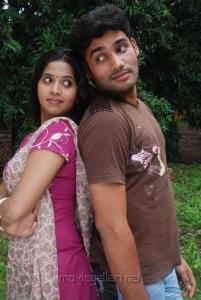 Rohith, Devika in Nellai Santhippu Movie Stills