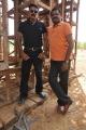 Saravana Subbiah, PL Thenappan in Nellai Santhippu Movie Stills