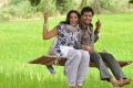Actor Bhushan & Actress Megha Nair in Nellai Santhippu Movie Stills