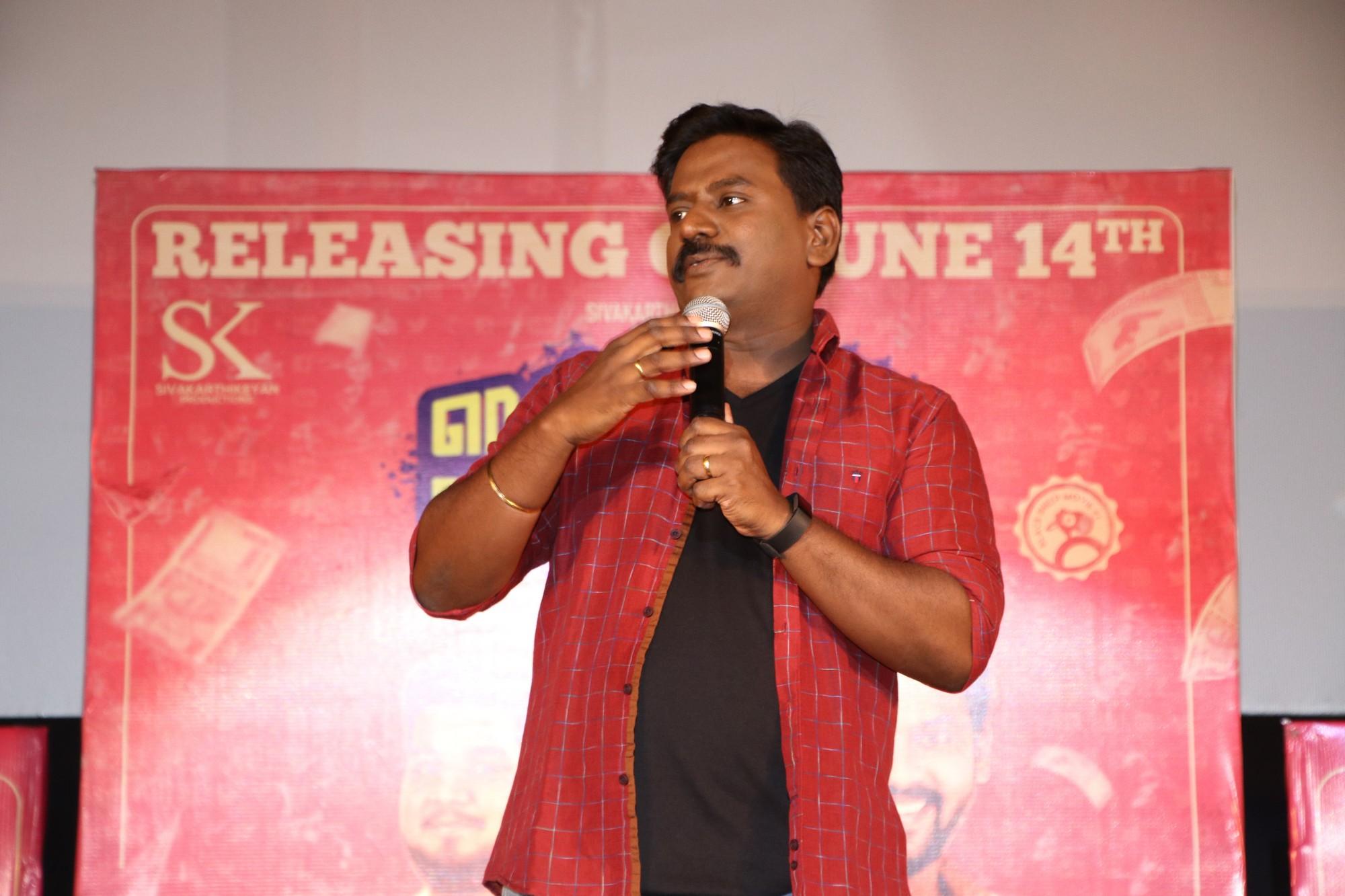 Nenjamundu Nermaiyundu Odu Raja Audio Launch Stills