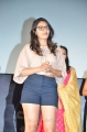 Actress @ Nenjil Thunivirunthal Audio Launch Stills