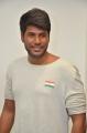 Actor Sandeep Kishan @ Nenjil Thunivirunthal Movie Team Press Meet Stills