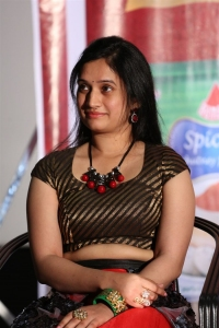 Actress Priyanka Pallavi @ Nenostha Movie Release Press Meet Stills