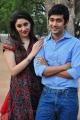 Tanvi Vyas, Rahul Ravindran at Nenu Chinna Pillana Movie Logo Launch Stills