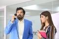 Posani Krishna Murali, Aditi Singh in Nenu Kidnap Iyanu Movie Stills