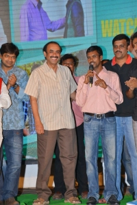 Suresh Babu @ Nenu Naa Friends Movie Audio Launch Stills
