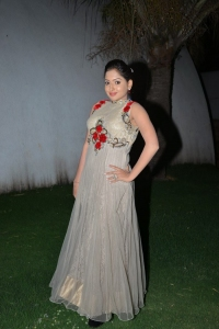 Actress Anjana Deshpande @ Nenu Naa Friends Movie Audio Launch Stills