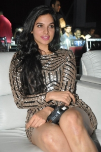 Tanya Hope @ Nenu Sailaja Movie Audio Launch Stills