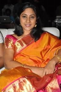 Actress Rohini @ Nenu Sailaja Movie Audio Launch Stills