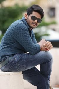 Hero Sandeep in Nenu Seetha Devi Movie Pictures