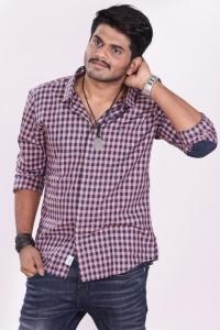 Hero Sandeep in Nenu Seethadevi Movie Pictures
