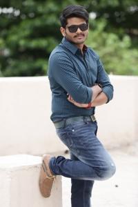 Actor Sandeep in Nenu Seethadevi Movie Pictures
