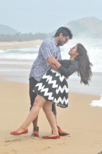 Sandeep, Komali in Nenu Seetha Devi Movie Pictures