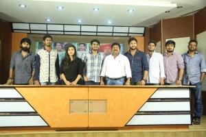 Nenu Seethadevi Movie Press Meet Stills
