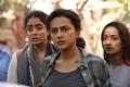 Abhirami Venkatachalam, Shraddha Srinath, Andrea Tariang in Nerkonda Paarvai Movie Stills HD