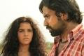 Sruthi Hariharan, Shabeer in Nerungi Vaa Muthamidathe Movie Stills