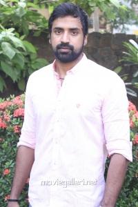 Actor Shabeer @ Nerungi Vaa Muthamidathe Press Meet Stills