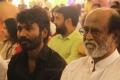 Dhanush, Rajinikanth @ Neruppu Da Movie Audio Launch Stills