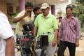 Director A Venkatesh in Nethra Movie Stills