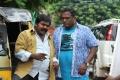 Imman Annachi, Robo Shankar in Nethra Movie Stills
