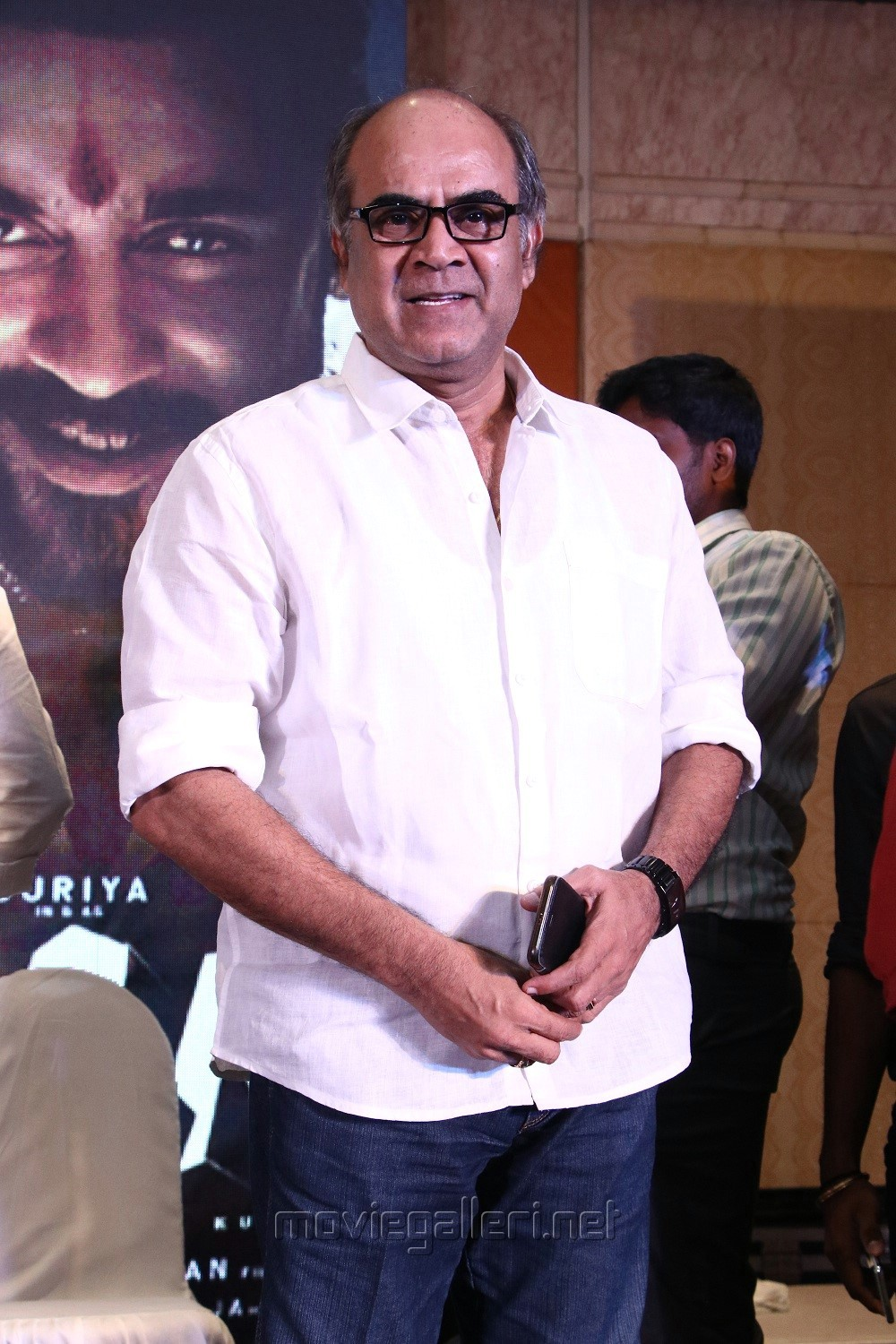 Actor halaivasal Vijay @ NGK Movie Audio Launch Stills