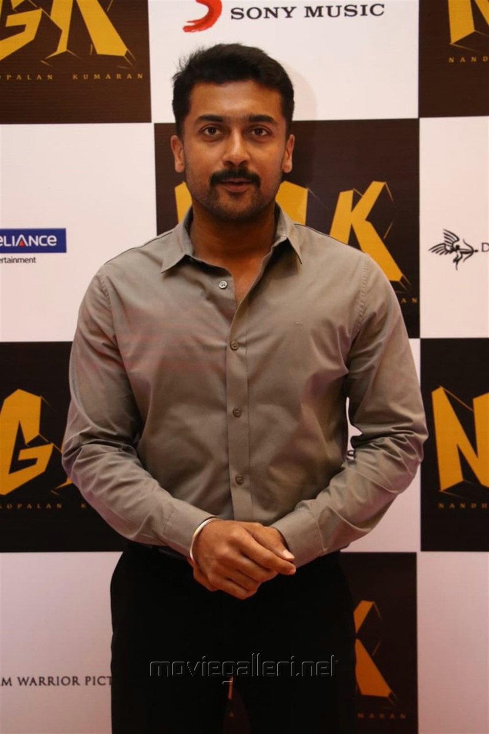 Hero Suriya @ NGK Movie Audio Launch Stills