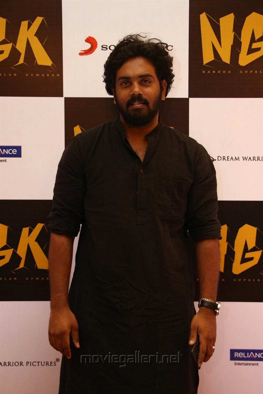 Sivakumar Vijayan @ NGK Movie Audio Launch Stills