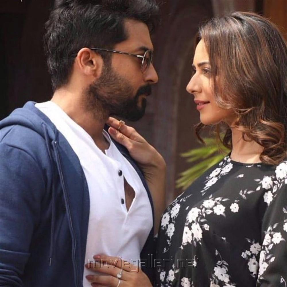 Suriya, Rakul Preet in NGK Movie Stills HD