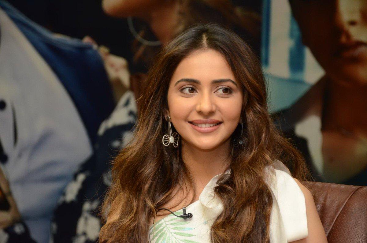 NGK Movie Heroine Rakul Preet Singh Interview Stills