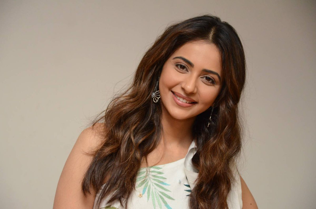 NGK Actress Rakul Preet Singh Interview Stills