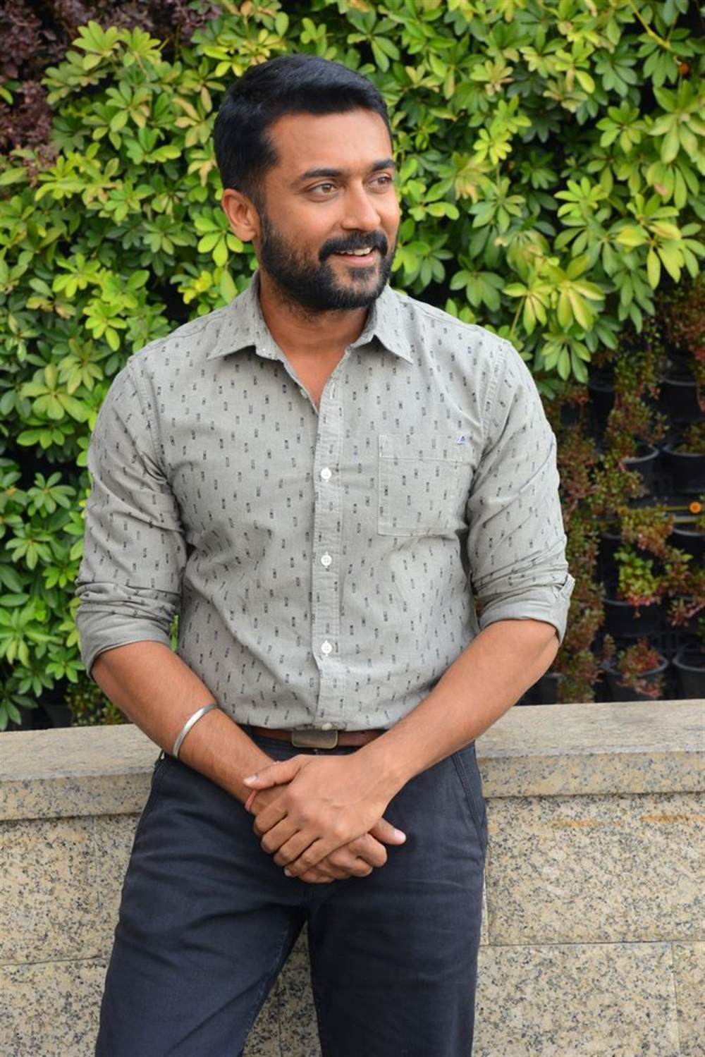 NGK Movie Hero Suriya Interview Stills