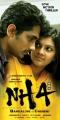 Siddharth, Ashrita Shetty in NH4 Telugu Movie Posters